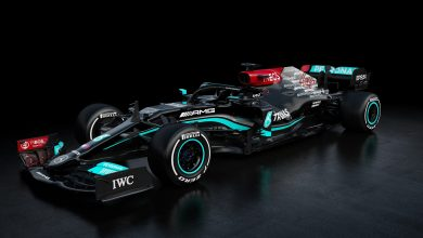 Mercedes unveils its new Formula One car for 2021