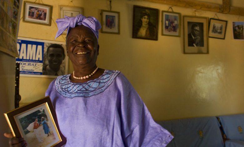 """Obama's Grandmother, """"Mama Sarah"""", Dies in Kenya"""