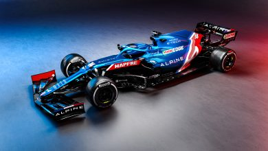 Alpine unveils new car for F1 in French flag colors