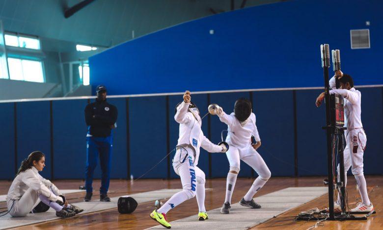 Qatar Fencing Grand Prix in FOIL Kicks Off