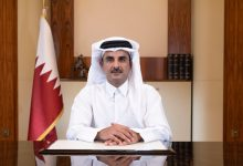 Amir Holds Phone Call with Vice President of the UAE