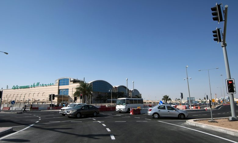 Ashghal Partially Opens Lulu Intersection to Traffic