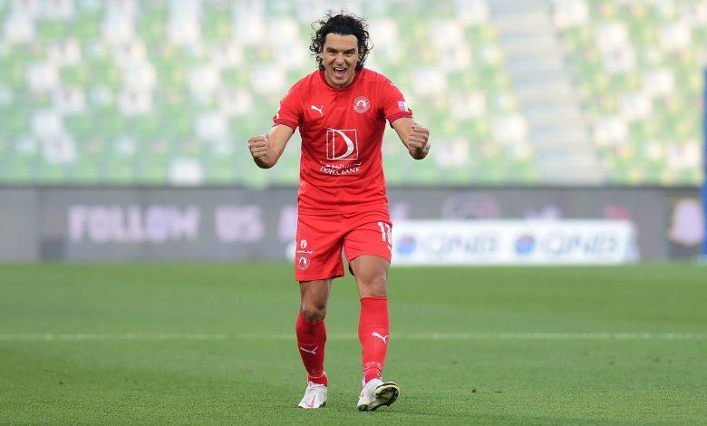 QNB Stars League: exciting Clasico between Al-Arabi and Al-Rayyan
