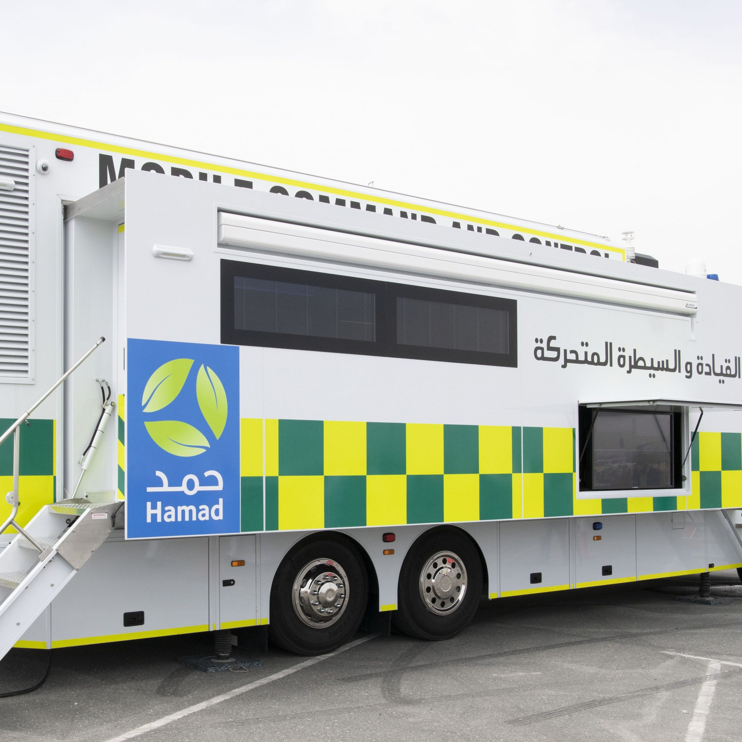 PM inspects Covid-19 drive-through vaccination center