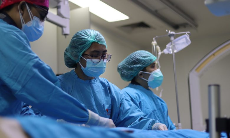 """QRCS implements the """"Little Hearts"""" project in Indonesia"""