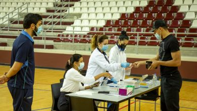 Aspetar thanks medical staff for safe resumption of sports competitions