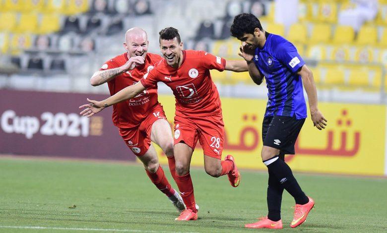 Amir Cup: Al Arabi Beat Al Sailiya 4-1 to Reach Semifinal