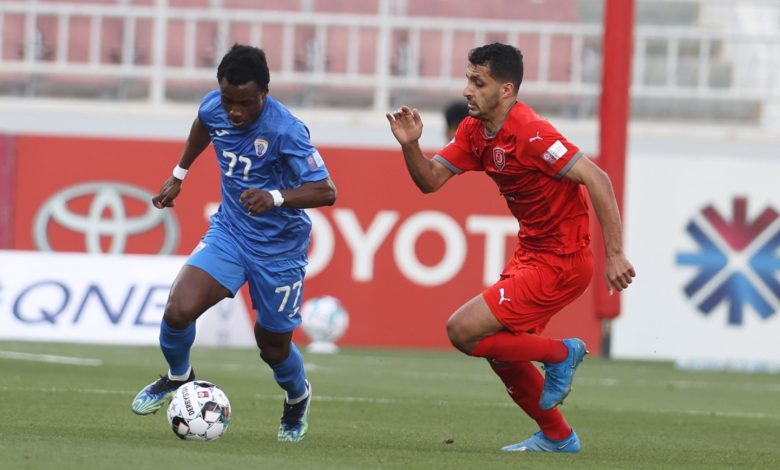 Al Duhail Defeat Al Kharaitiyat in QNB Stars League