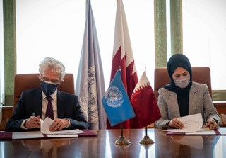 Agreement signed to establish UN OCHA in Qatar