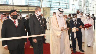 Prime Minister Opens Milipol Qatar 2021