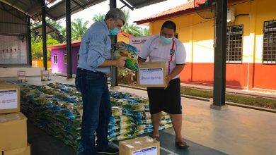 QC deliver urgent aid to flood-hit people in Malaysia