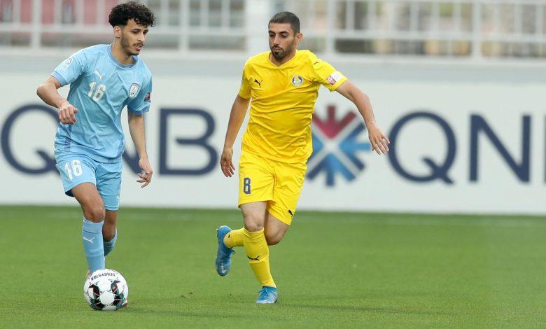 QNB Stars League: Al Gharafa Fails to Return to Top 4