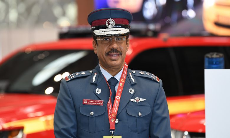 Lekhwiya Showcase its Most Important Innovations in Milipol Qatar