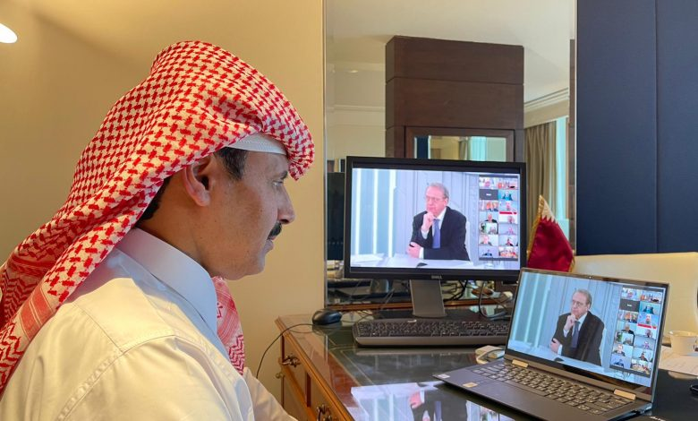 Qatar Participates in Russian-Arab Business Council Meeting