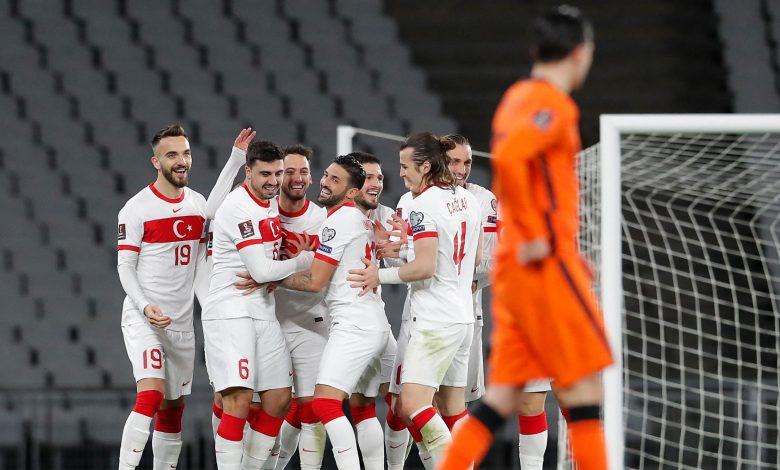 World Cup European Qualifiers: Results and standings
