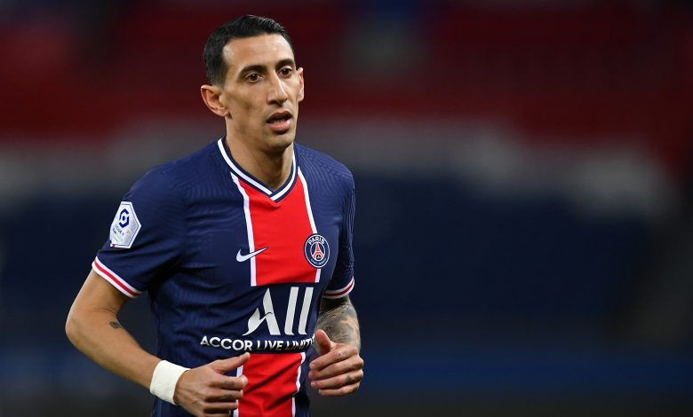 PSG's Di Maria and Marquinhos homes robbed during Sunday's Nantes game
