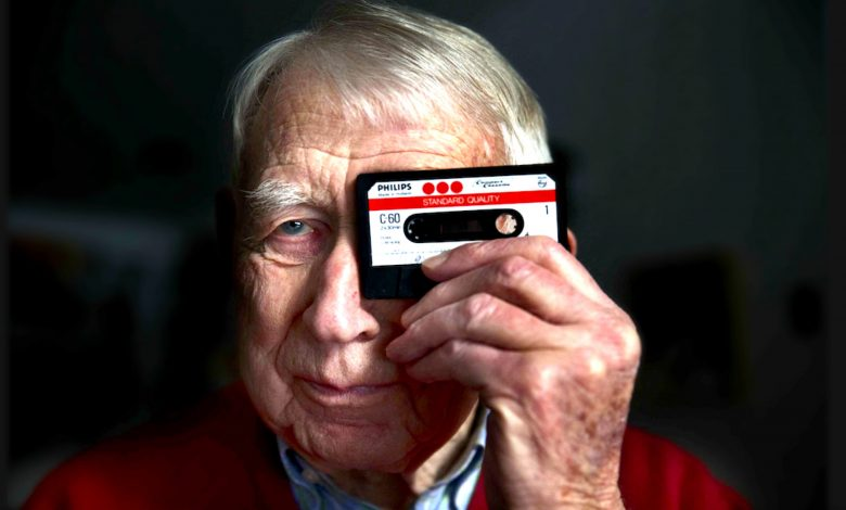 The inventor of cassette tape, Lou Ottens, dies age 94