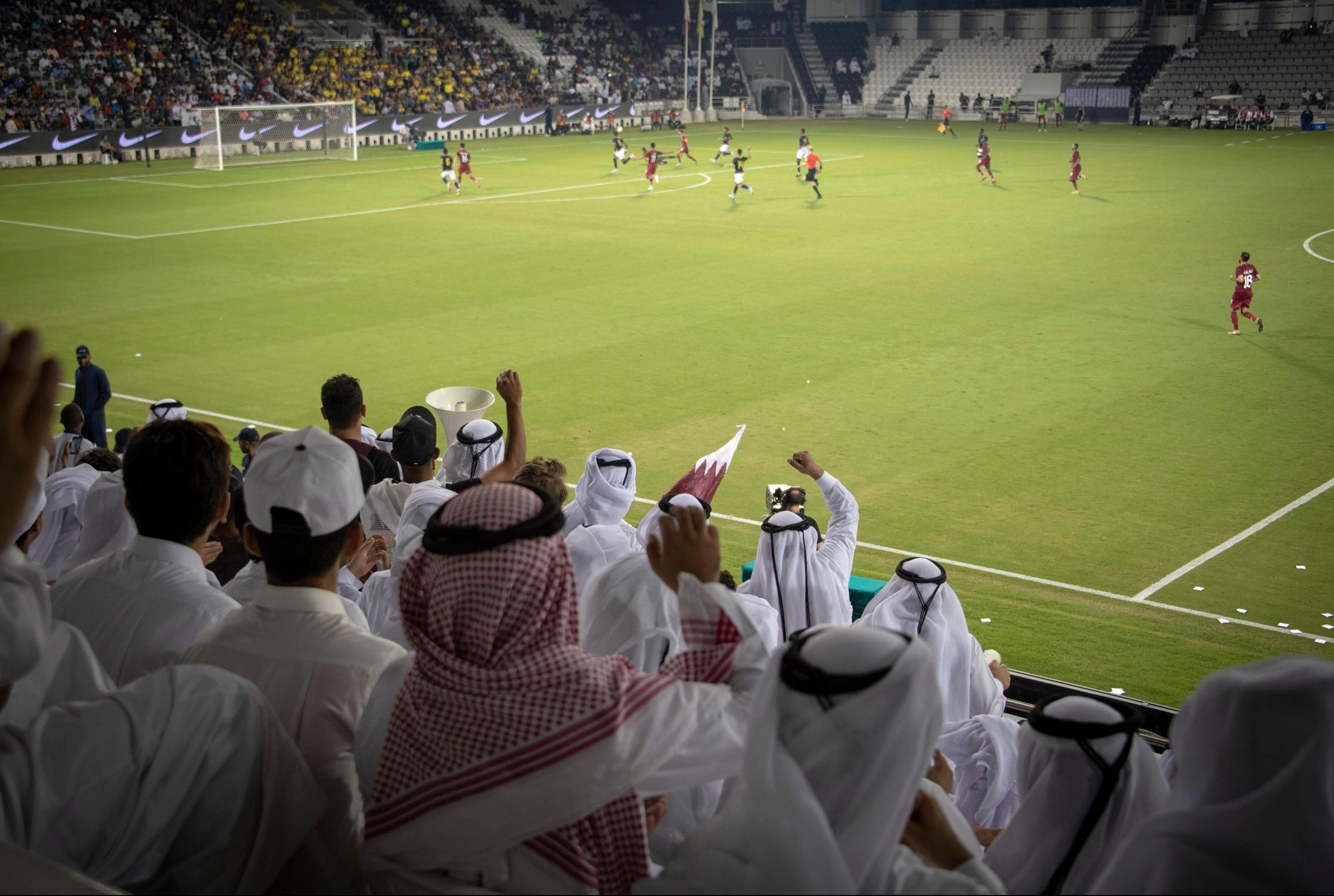 Jassim bin Hamad Stadium to Host HH the Amir Cup Final
