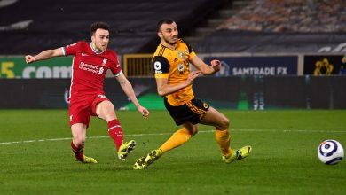 Premier League: Jota brings Reds back to winning ways