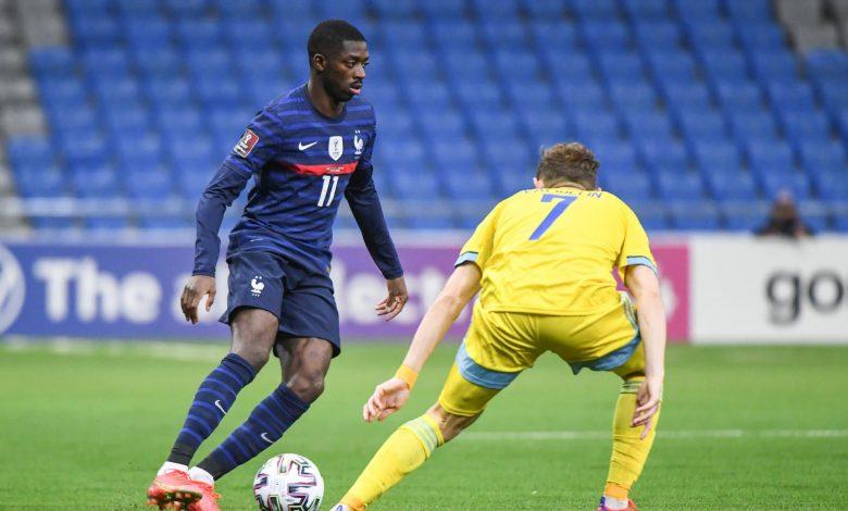 France Beat Kazakhstan for 1st Win in European Qualifiers