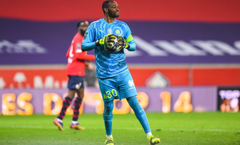 French league: Lille Beats Marseille