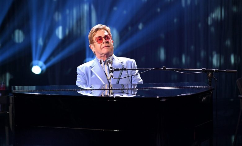 Elton John's long-running Oscar-night party tickets are for sale