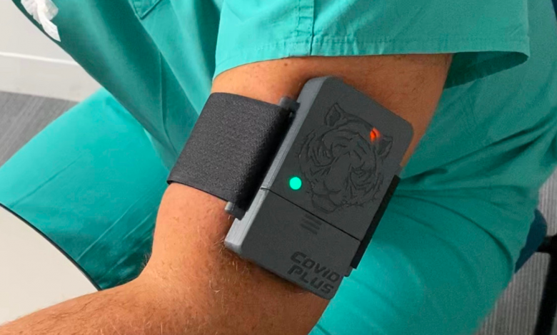 FDA Authorizes First Screening Device to Identify COVID-19 Infection