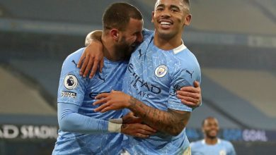 Man City Leave it Late to Beat Wolves for 21st Consecutive Win