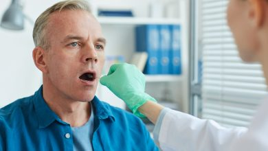 A 20-SECOND Covid-19 saliva test