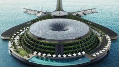 Qatar is Set For 'Rotating, Eco-floating' Hotel