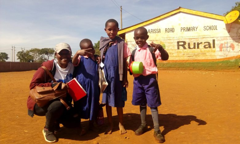 QFFD provides education to 250,000 Kenyan children