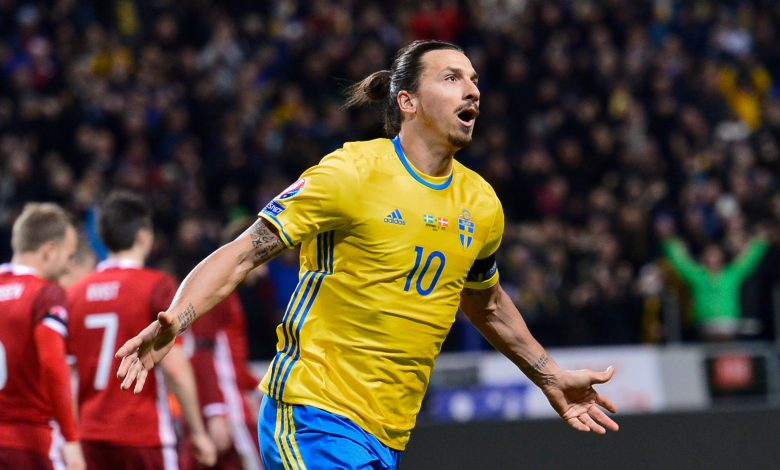Ibrahimovic back in Sweden squad