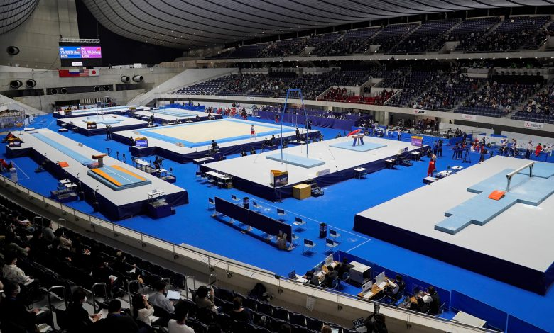 Artistic Gymnastics World Cup in Tokyo Cancelled Due to Coronavirus