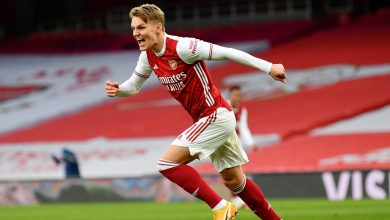 Arsenal rebound from Lamela 'Rabona' to beat Tottenham
