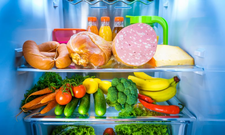 10 foods and vegetables that should not be frozen in the refrigerator