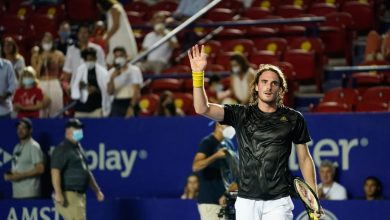 Acapulco ATP tour: Stefanos Tsitsipas off to the Second Round