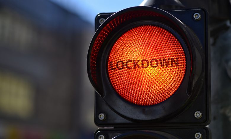 Total lockdown, Or is there still a chance of control?