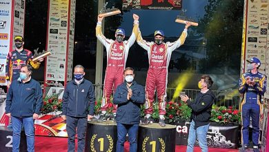 Nasser al-Attiyah crowned in the 1st round of Tierras Altas Lorca Rally