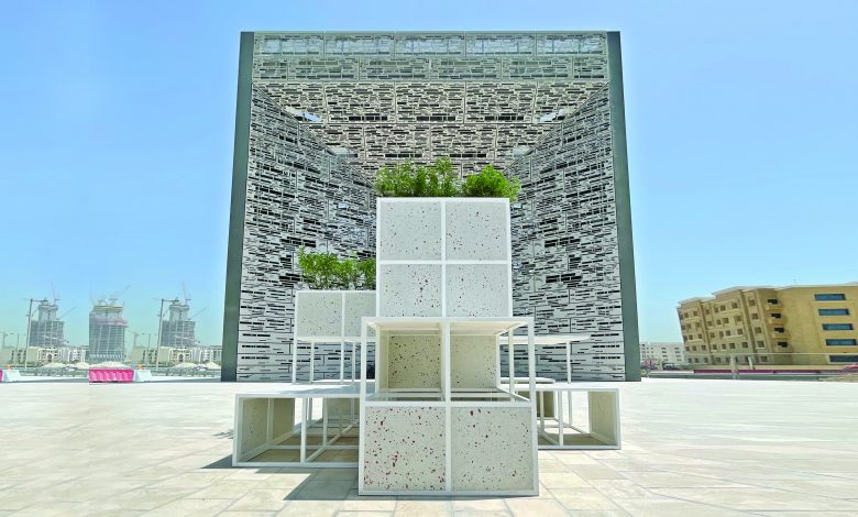 Qatar Museums Unveils New Public Art Installations by Local Students