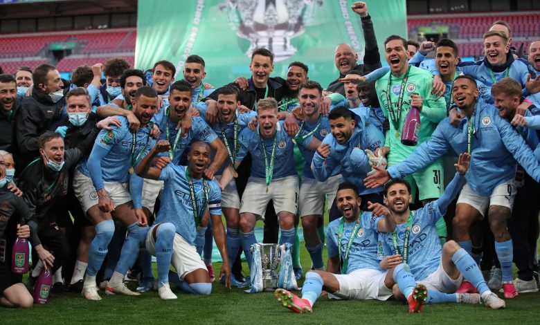 Manchester City Wins 4th Consecutive League Cup