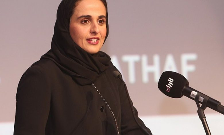 Sheikha Al-Mayassa Chairs First-Quarter Meeting of QLC Board of Directors