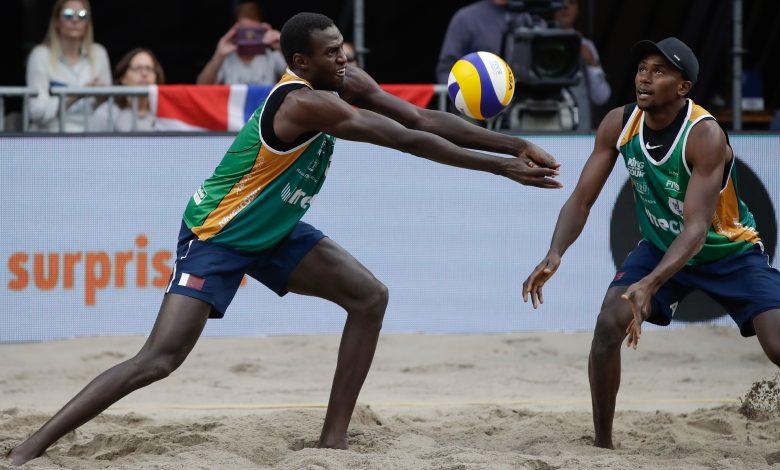 Team Qatar Win Second Silver in FIVB Cancun Hub