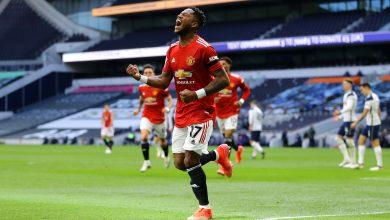 Man Utd battle back to gain revenge on Tottenham