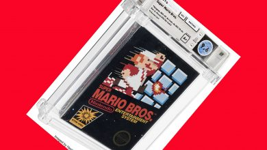 Super Mario Game Sold For $660,000