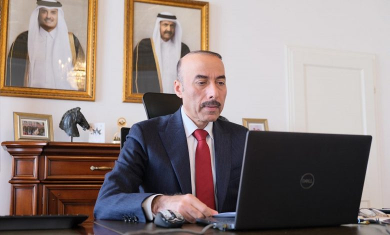 Qatar Affirms Commitment to Continue Cooperation with UNODC