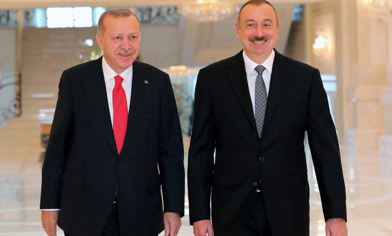 Presidents of Turkey and Azerbaijan Discuss Latest Developments