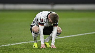 Germany suffer shock loss in European qualifiers