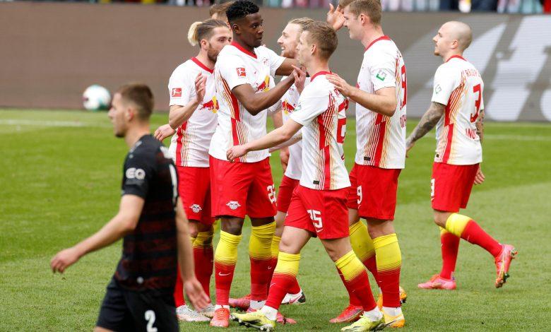 Leipzig keep Bayern waiting for Bundesliga title