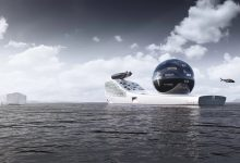 """""""Earth 300"""" the largest exploration ship in history"""