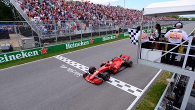 Canadian F1 Grand Prix cancelled